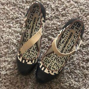 Size 7.5 Harajuku Lovers high heels